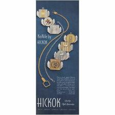 1946 Hickok: KoiNife Vintage Print Ad