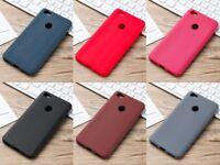 Funda carcasa silicona gel goma mate para Xiaomi Redmi Note 5A Prime