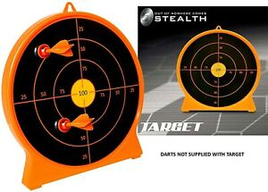 Petron Sports Sureshot Stealth Practice Target 25cm - Orange