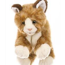 Living Puppets Handpuppe Kleine braune Katze  Neu