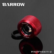 """Barrow """"scelta"""" Tubo rigido Raccordo di compressione per tubo 12mm-SANGUE red-241"""