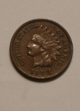 1888 Indian Head Cent lightly Circulated