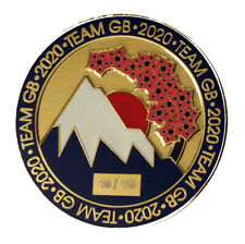 TEAM GB TOKYO 2020 OLYMPIC COIN - LIMITED CIRCULATION OLYMPIC COIN