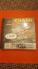 Crash Bandicoot (Sony PlayStation 1, 1996) - European Version
