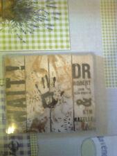ROBERT HOWARD AND KYM MAZELLE - WAIT - CD (3 TRACKS)