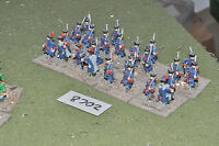25mm renaissance / polish - 24 infantry metal painted - inf (8702)