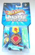 Hot Wheels Light Speeders Anthracite Mattel W3847