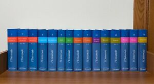 Enciclopedia l'universale - Le Garzantine - Collezione completa 47 volumi (2005)