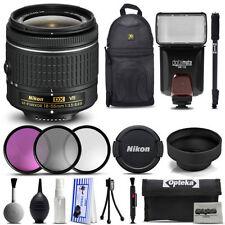 Nikkor Camera Lenses SLR 18-55mm Focal