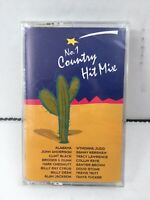 No 1 Country Hit Mix 16 Tracks Various Artists Factory SEALED Cassette 1993