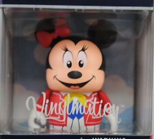 """Disney Cruise Line Minnie Vinylmation 3"""" Figurine New Red Jacket Yellow Shoes"""