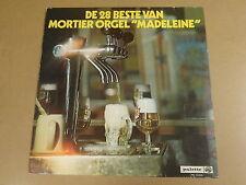"""ORGAN LP / DE 28 BESTE VAN MORTIER ORGEL """"MADELEINE"""""""
