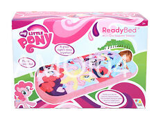 My Little Pony Ready Bed Girls Kids Travelling Sleeping Bag Air Mattress New