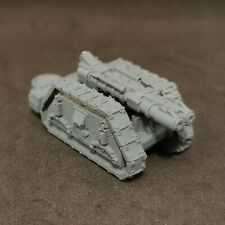Warhammer 40k Astra Militarum Imperial Guard Rapier Laser Destroyer. Mod Recast