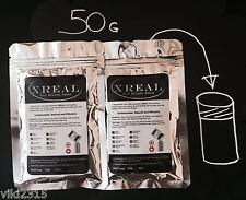 Microfibre di cheratina infoltimento addensante per capelli XReal ricarica 50gr