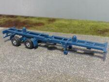 1/87 Wiking  40 ft Container Chassis 520oocl