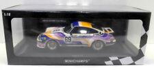 Minichamps 1/18 Scale diecast 155 766469 Porsche 934 Shiller 24H Le Mans 1976