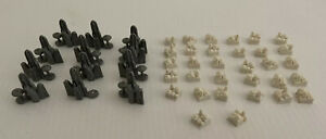 2005 Monopoly Star Wars Saga Edition *Spare pieces - 32 Settlements & 12 Cities