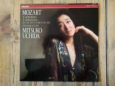 Philips 412123-1 DIGITAL - Mozart - Piano Sonatas & Fantasia- Mitsuko UCHIDA NM-