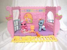 My Little Pony Newborn Cuties Nursery With Babies & Accessories Hasbro