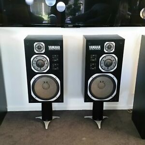 NS1000M Yamaha Speakers In Original Condition