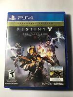 Destiny: The Taken King - Legendary Edition (Sony PlayStation 4, 2015) Fast Ship