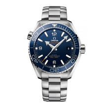 Omega Seamaster Planet Ocean Co-Axial Master Chronometer-Unworn W/Box and Papers