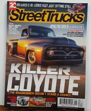 Street Trucks September 2018 Killer Coyote Midwest Dragfest Free Shipping Cb