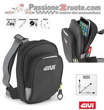 Borsello da gamba Givi Ea109b Suzuki Gladius Gsf Bandit Gsr 600 750 Inazuma