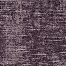 Essentials Chenille Upholstery Drapery Fabric Eggplant / Iris