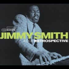 Retrospective by Jimmy Smith (4CD Box, 2004, Blue Note) SEALED / FREE SHIPPING