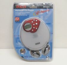 RCA RP2421 Personal CD Player Sealed