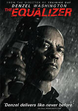 The Equalizer, Denzel Washington DVD 2015 region 1 free shipping too