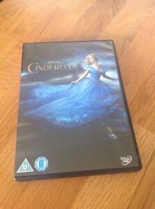 Disney Cinderella (incl Frozen Fever animated short film)