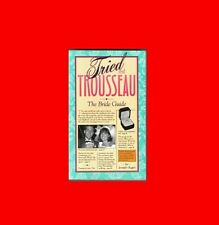 ☆RARE÷WEDDING MARRIAGE PLANNING BOOK:TRIED AND TROUSSEAU BRIDE GUIDE-TIPS+GOWNS