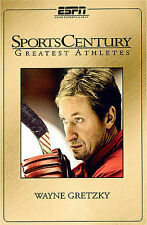 Sports Century Greatest Athletes - Wayne Gretzky (DVD, 2007) Hockey
