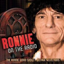 Wood, Ronnie-Wood, Ronnie - Ronnie On The Radio CD NEW