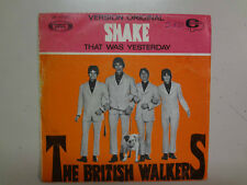"""BRITISH WALKERS:Shake 2:17-That Was Yesterday 2:24-Spain 7"""" Sonoplay Cameo PSL"""