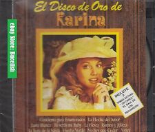 Karina El Disco de Oro CD New Nuevo sealed
