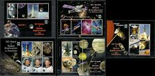 TUVALU 2008 50 Years of space exploration 22v MNH**