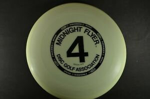 Midnight Flyer 4 128g Unthrown! Wham-o 1979 NEW *Prime* Disc Golf Rare