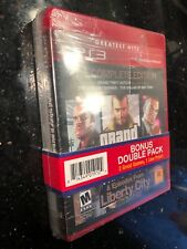 Grand Theft Auto Complete Ed Liberty City Max Payne 3 Double Pack Playstation 3