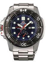 Orient SEL06001D Men's M-Force Beast Diver Power Reserve Automatic Watch