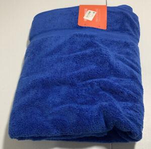 "Opalhouse Perfectly Soft Bath Sheet Towel - Capri Blue - 33"" x 63"""