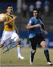 Uruguay Diego Rossi Autographed Signed Mls 8x10 Photo Coa #2