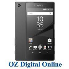 "NEW Sony Xperia Z5 E6683 Dual 32GB Black 23MP 5.2"" 4G LTE Unlocked Phone 1YrWty"