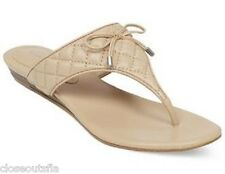 BCBG BCBGeneration Size 7 Beige Sandals New Womens Shoes