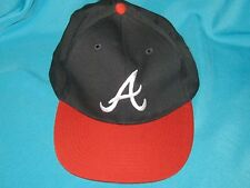 RARE MLB ATLANTA BRAVES SNAPBACK CAP HAT - BP OIL GAS COCA-COLA COKE - APC
