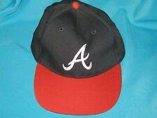 RARE MLB ATLANTA BRAVES SNAPBACK CAP HAT - BP OIL GAS COCA-COLA COKE - APC