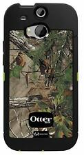 New OtterBox Defender Series Case ONLY HTC One M8 RealTree Xtra Green